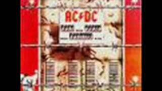 AC/DC - Carry Me Home (Rare Track)