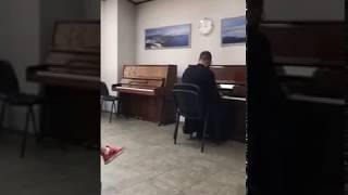 Magadan 29 lipiec 2018 - Spotkanie po mszy Św.