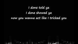 Keke Palmer - I Don't Belong To You Lyrics