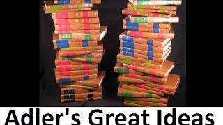 ATR Review - Adler's Great Ideas Program, 10 volume set