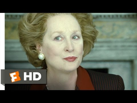 The Iron Lady (11/12) Movie CLIP - Shameful (2011) HD