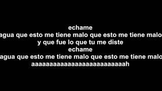 Atomic |  Te De Campana Letra Lyrics