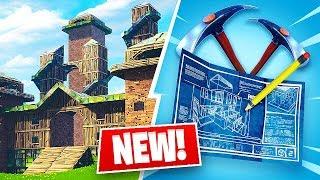 New Fortnite Update *Playground Game Mode* (Fortnite Battle Royale)