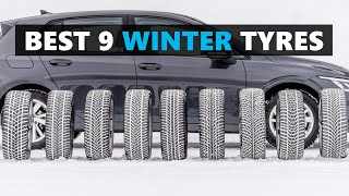 9 of the BEST Winter / Snow Tires for 2021