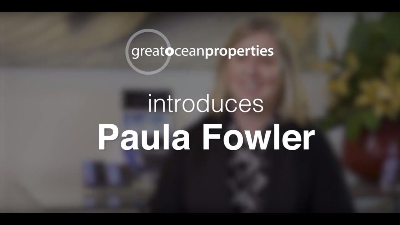 Meet Paula Fowler
