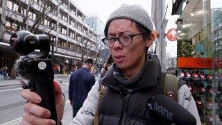 $400 Stabilised 4K Vlogging Camera