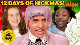 12 Days Of Nickmas Song 🌲 🎵  | All That