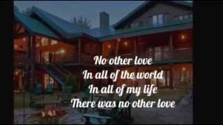 BARRY MANILOW - NO OTHER LOVE