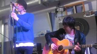 The Charlatans (acoustic) - The Only One I Know - London 2012