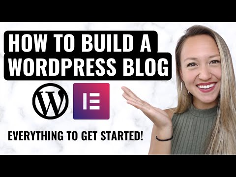 , title : 'How to Start a Blog on WordPress 2020 I Monetize Your Blog Fast