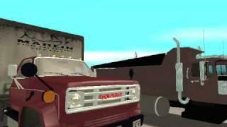 Trucks-Shake Your Foundations (GTA SA)