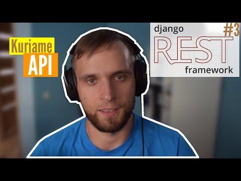 Django (REST) API