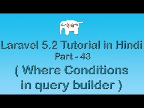Download Laravel 5 Tutorial For Beginners In Hindi Fluent