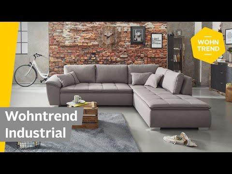 Wohnung einrichten im Loft-Stil: Der Wohntrend Industrial Style   Roombeez – powered by OTTO