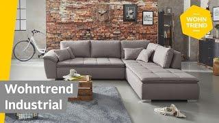 Wohnung einrichten im Loft-Stil: Der Wohntrend Industrial Style | Roombeez – powered by OTTO