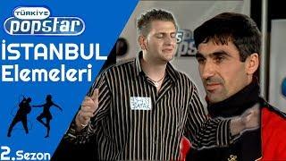 Popstar Türkiye - İstanbul Elemeleri Özel (2. Sezon) - Tek Parça / Popstar