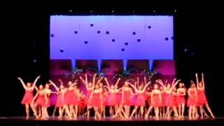 Kamehameha Dance Company Five More Days Til Christmas