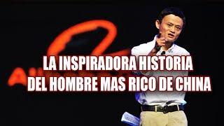 La Inspiradora Historia Del Hombre Mas Rico De China Jack Ma Y El Oscuro Origen De Alibaba