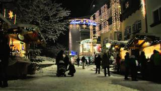 preview picture of video 'Weihnachtsmarkt Bad Hofgastein - Advent in Gastein / Salzburg, Österreich'