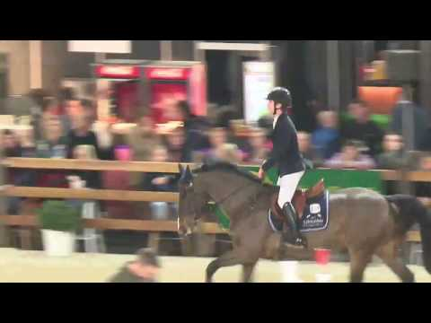 Jade S CSI J YR 140 Jump Off Winner Mechelen 2017