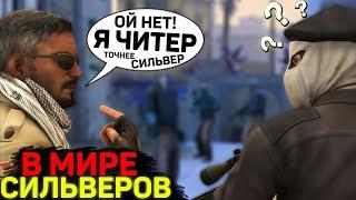 В МИРЕ СИЛЬВЕРОВ #29 | CS:GO