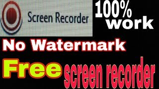 screen recorder for pc free no watermark - TH-Clip