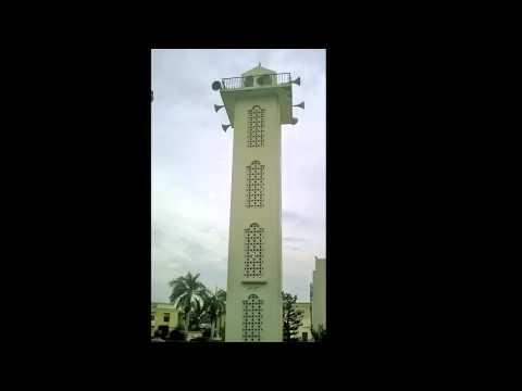 القارئ محمد البيتي – مسجد الغزاوي – سورة ق