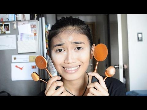 Facial at hair bumili