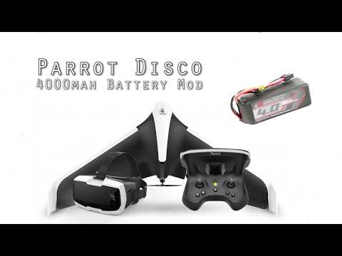 HOWTO Downgrade PARROT DISCO Firmware & Reset to Default
