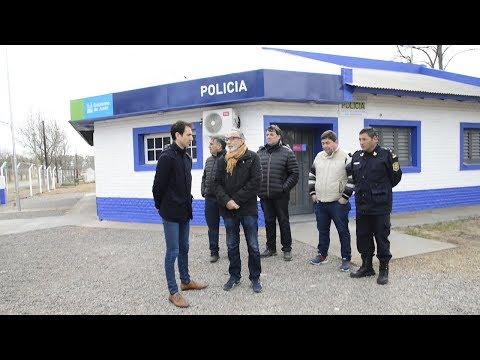 Tras años de espera en Villa del Parque ya funciona una dependencia policial