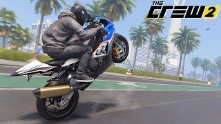 The Crew 2 - BMW S1000RR Gameplay