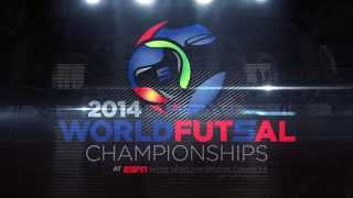 Promotional video for 2014 World Futsal Championships in USA