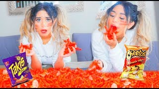 This Was A Mistake... | EXTREMELY HOT CHIPS CHALLENGE