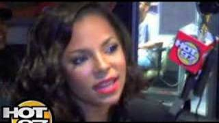 Angie Martinez Interviews Ashanti