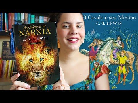 O CAVALO E SEU MENINO (PROJETO NÁRNIA #3) | BOOK ADDICT