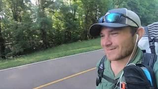 Natchez Trace National Scenic Trail Thru-Hike: Day 1