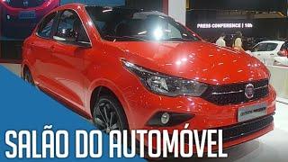 Salão do Automóvel SP 2018 - Fiat