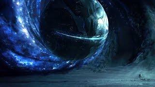 神秘圆球来到月球基地,出场炫酷却被人类一炮击毁!速看科幻电影《独立日2》