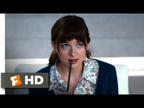 Fifty shades of grey  1 10  movie clip   a little curious  2015  hd
