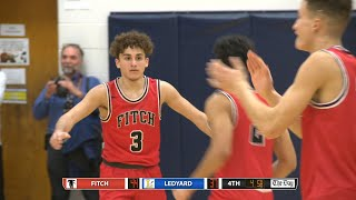 Highlights: Fitch 51, Ledyard 44
