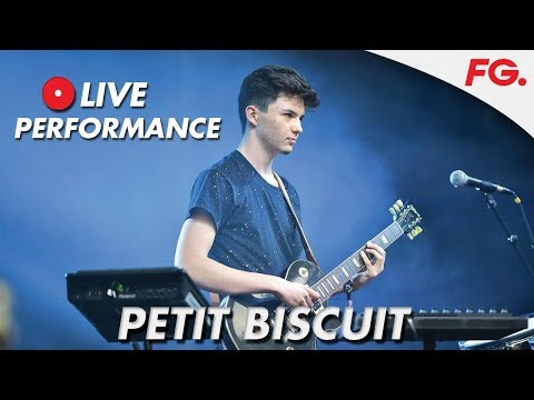 PETIT BISCUIT   SUNSET LOVER   WATERFALL   LIVE