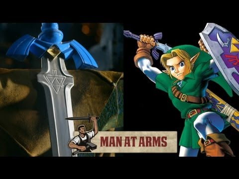 Link's Master Sword (Legend of Zelda)