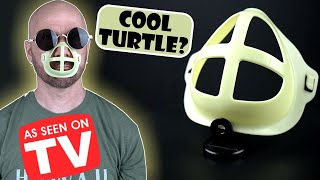 Cool Turtle Review: Does This As Seen on TV Mask Accessory Work? (plus Q&A)