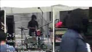 DeFacto - Exit Template (Live)