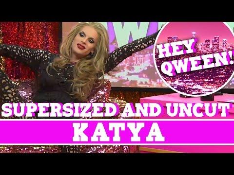 Katya on Hey Qween With Jonny McGovern Pt 1