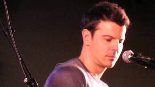 Jordan Knight - Calgary 10/18/12 - She's Got a Way & When You're Lonely