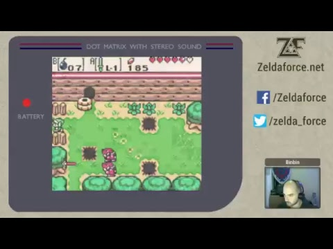 Oracle of Seasons - Live Gaming - Partie 2