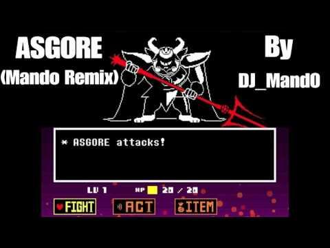Bergentruckung/ASGORE Remix - смотреть онлайн на Hah Life