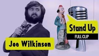 Joe Wilkinson | Russell Howard's Good News | FULL CLIP