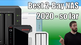 Best 2-Bay NAS 2020 (so far)